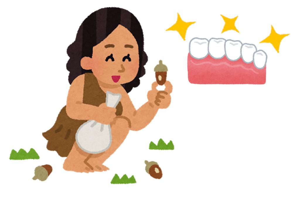 先住民族の食生活を身につける
