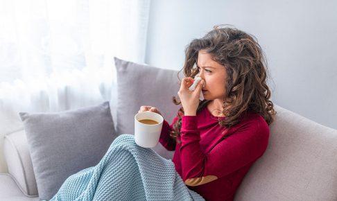 低体温は、風邪を引きやすい