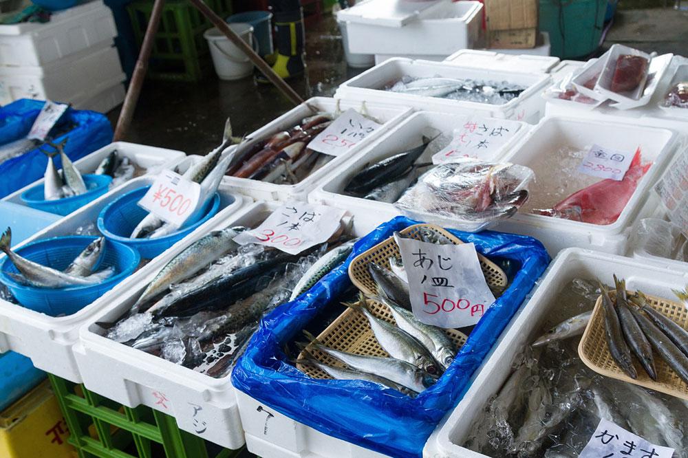 赤身の魚には、鉄分が豊富に入っているので貧血の人にはおすすめです