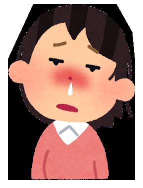 免疫力が低下すると、風邪などの感染症にかかりやすくなります