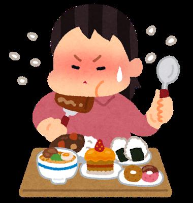 肥満の人は、体内でプリン体の合成を促進しますし、また、食べすぎることでプリン体の摂取量が増加します。