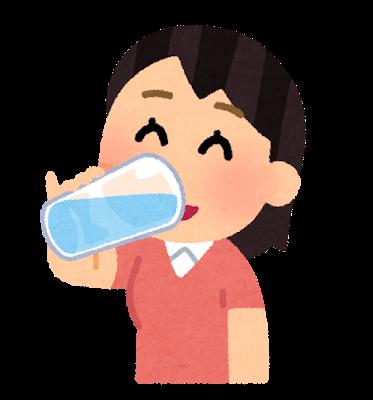 尿路結石を避けるには、まずは水分を摂ること