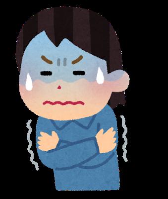 【低タンパク血症】になると、風邪を引きやすくなる