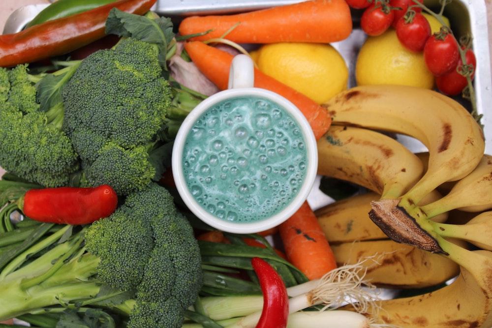 ブロッコリーやカリフラワーは、豊富にビタミンCが含まれている
