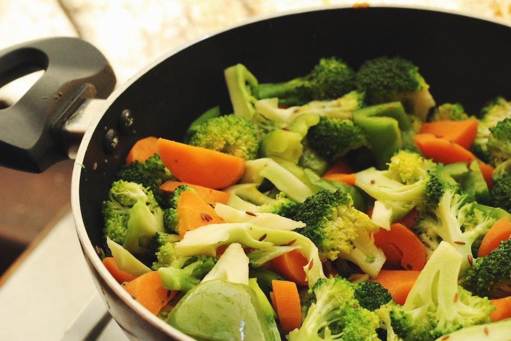 旬の野菜に多く含まれているビタミンC